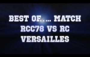U19 - 26.01.2020 - Best of Match RCC78 vs RC Versailles